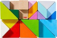 HABA 3D-Legespiel Tangram-Würfel (Kinderspiel)