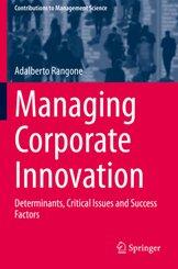 Managing Corporate Innovation
