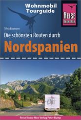 Reise Know-How Wohnmobil-Tourguide Nordspanien