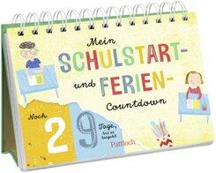 Mein Schulstart- und Ferien-Countdown