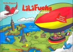 LiLi Fuchs lernt Sprachen deutsch-englisch-französisch