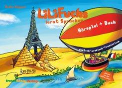 LiLi Fuchs lernt Sprachen deutsch-arabisch-französisch