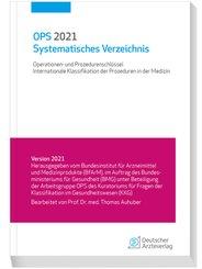 OPS 2021 Systematisches Verzeichnis; Band 84