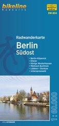 Radwanderkarte Berlin Südost RW-B04