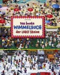 Das bunte Wimmelbuch der LEGO®Steine