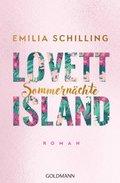 Lovett Island. Sommernächte