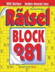 Rätselblock - Bd.281