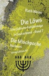 Die Löws - NACHWORT: Die Mischpoche