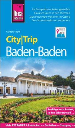 Reise Know-How CityTrip Baden-Baden; Band 54
