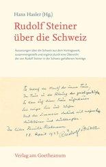 Rudolf Steiner über die Schweiz