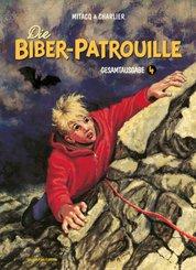 Die Biber-Patrouille Gesamtausgabe - Bd.4