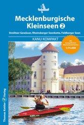 Kanu Kompakt Mecklenburgische Kleinseen 2