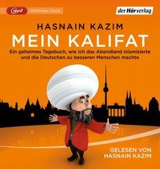 Mein Kalifat, 1 Audio-CD, MP3