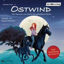 Ostwind - Das Rennen von Ora & Das gestohlene Fohlen, 1 Audio-CD