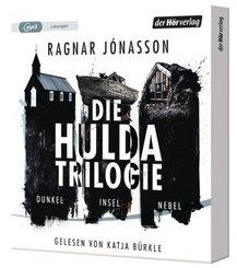 Die Hulda-Trilogie - Dunkel - Insel - Nebel
