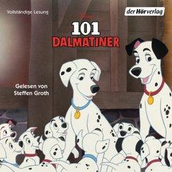 101 Dalmatiner, 1 Audio-CD
