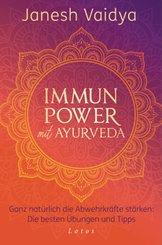 Immunpower mit Ayurveda