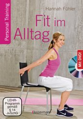 Fit im Alltag, m. DVD