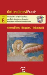 Himmelfahrt, Pfingsten, Trinitatiszeit