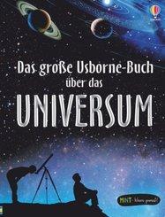 MINT - Wissen gewinnt! Das große Usborne-Buch über das Universum