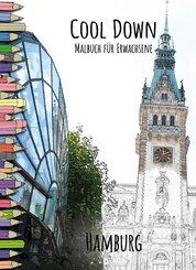 Cool Down   Malbuch für Erwachsene: Hamburg