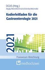 Kodierleitfaden für die Gastroenterologie 2021