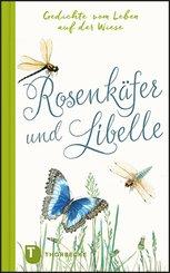 Rosenkäfer und Libelle