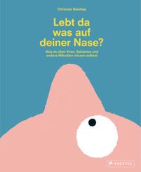 Lebt da was auf deiner Nase?
