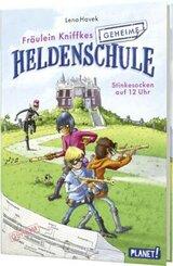 Fräulein Kniffkes geheime Heldenschule 1: Stinkesocken auf 12 Uhr; Vol IX. Suppl. Pars