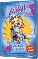 Einfach Zarah!: Volle Nuss mit Ponykuss