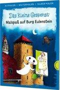Das kleine Gespenst - Malspaß auf Burg Eulenstein