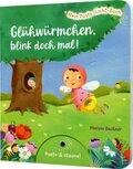Mein Puste-Licht-Buch: Glühwürmchen, blink doch mal!