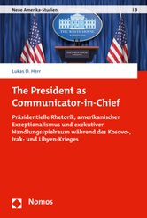 The President as Communicator-in-Chief