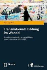 Transnationale Bildung im Wandel
