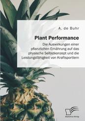 Plant Performance. Die Auswirkungen einer pflanzlichen Ernährung auf das physische Selbstkonzept und die Leistungsfähigk