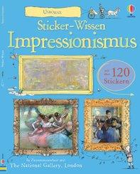 Sticker-Wissen: Impressionismus