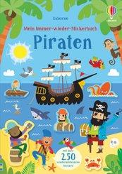 Mein Immer-wieder-Stickerbuch: Piraten