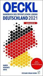 OECKL Handbuch des Öffentlichen Lebens Deutschland 2021