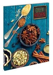 Blankbook Green Kitchen