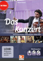 Das Konzert, Multimediapaket + App