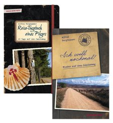 Kombipaket Pilgertagebücher, 2 Teile