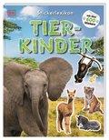 Sticker-Lexikon. Tierkinder