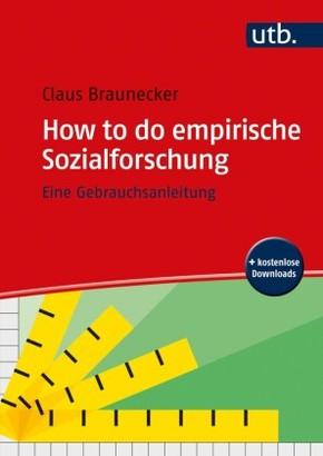 How to do empirische Sozialforschung