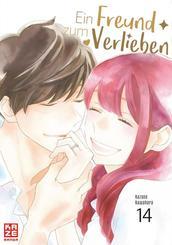 Ein Freund zum Verlieben - Bd.14
