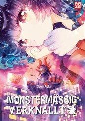 Monstermäßig verknallt - Bd.4