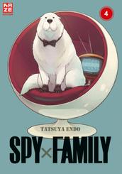 Spy x Family - Bd.4