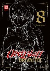 Übel Blatt: Drivaltec (3-in-1-Edition) - Bd.8 (Finale)
