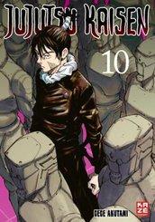 Jujutsu Kaisen - Bd.10