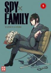 Spy x Family - Bd.5