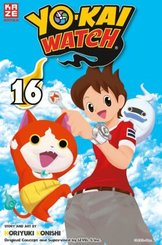 Yo-kai Watch - Bd.16